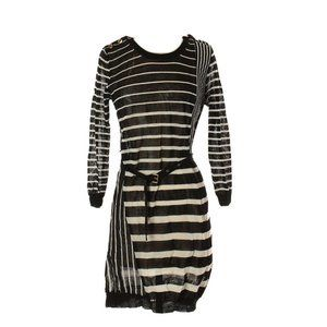3.1 Phillip Lim Size Small Dress Striped Belted